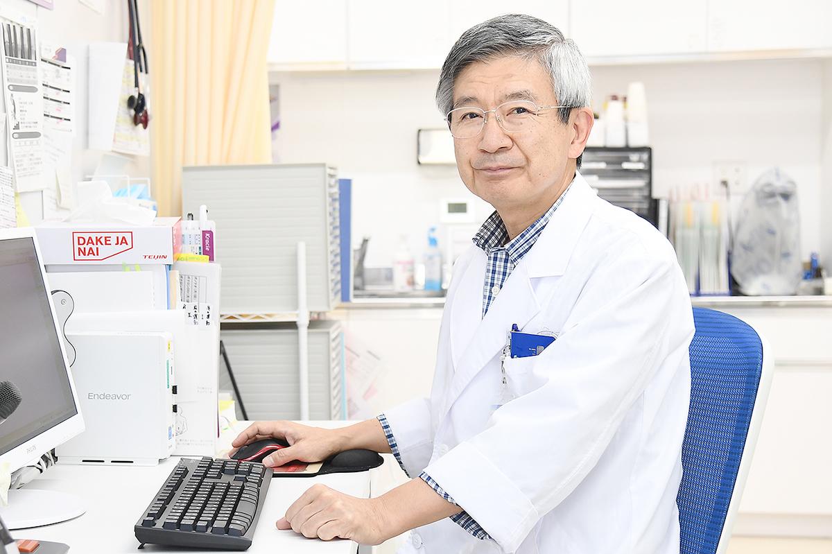 やまざき整形外科・外科 院長 濱田一壽