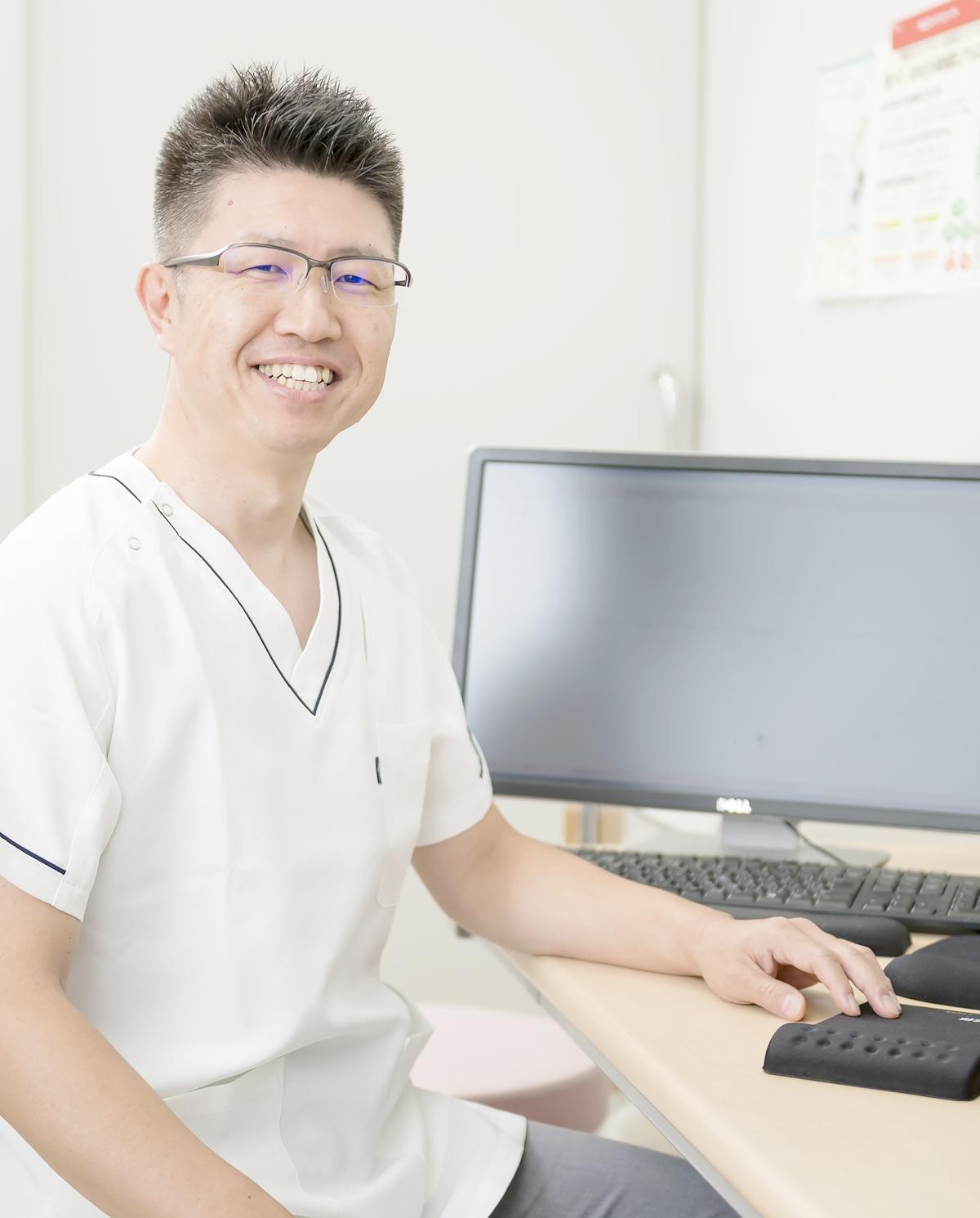 北新横浜整形外科・外科 院長 深川光彦