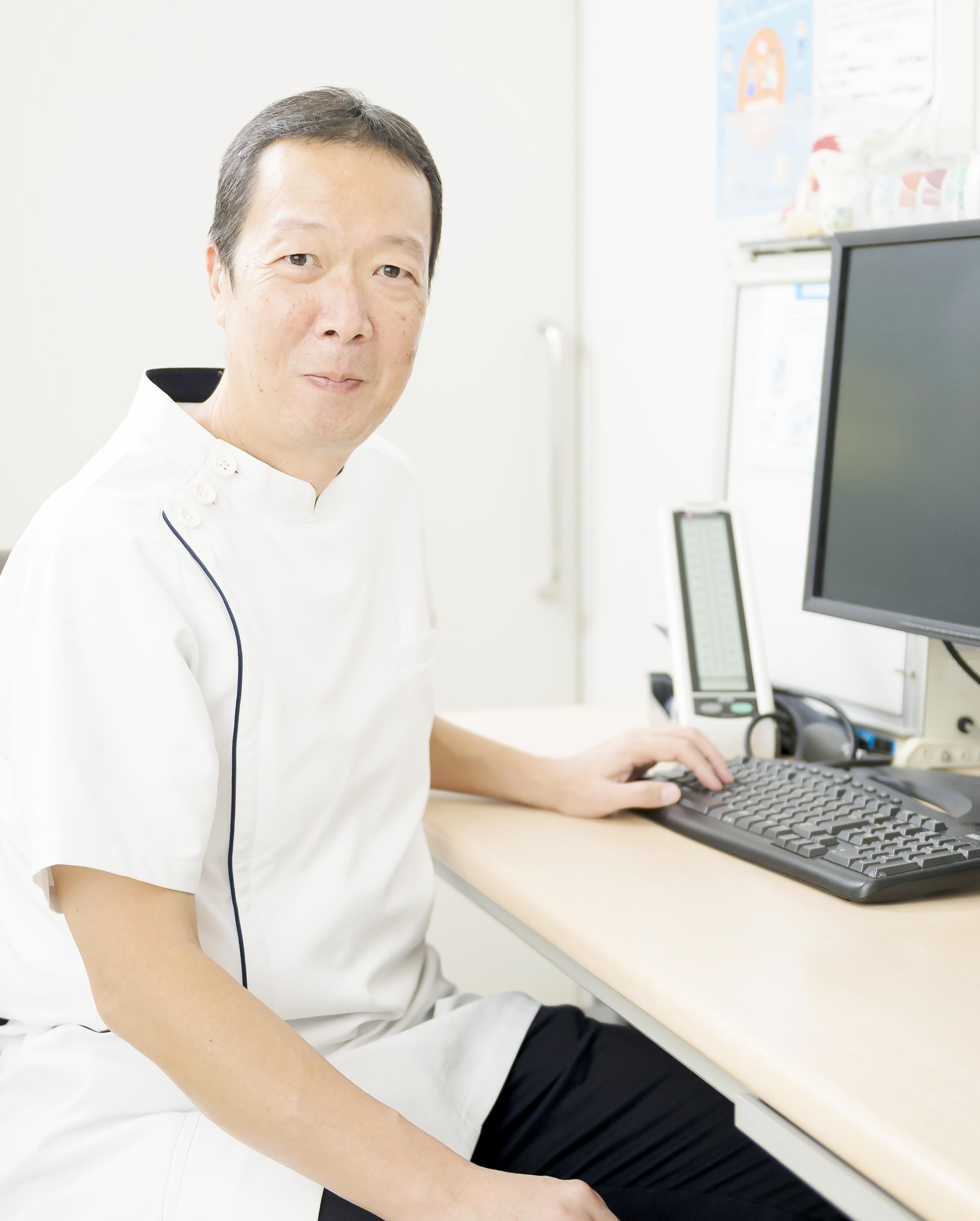 北新横浜内科クリニック 院長 神谷有久理