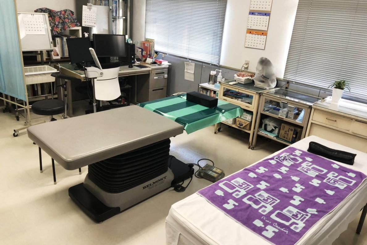 診察室・処置室